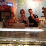 Ronaldos ice cream!
