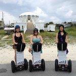 Pensacola Beach Segway tour