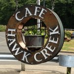 The Cafe on Hawk Creek
