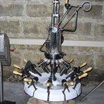 Marsovin cellars_process of making champagne