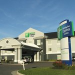 Holiday Inn Express Hotel & Suites North Fremont Foto