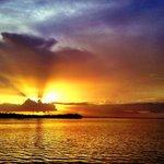 Sunset in Chokoloskee