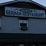 Heino's German Restaurant at John Gyles Motor Inn