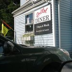 The REAL Bristol Diner in Maine