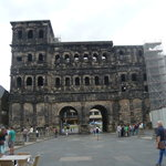 Trier:  Porta Nigra (Black Gate)