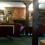 Entry room for the inn