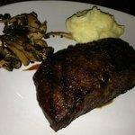 American Wagyu Flat Iron Steak & Classic Bearnaise Sauce