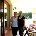 Tanya et sa mère, deux perles
