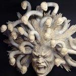 The Medusa mask.