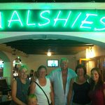 walshies lovely bar