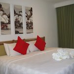 deluxe!! room