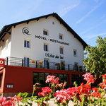 Hôtel - Restaurant l'Echo du Lac & spa