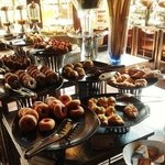 wow - this was just the pastries - all included in breakfast