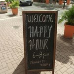 HAPPY HOUR DAILY AT 6PM