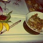 Wok du pêcheur (thon & mangue)