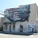 Cookeville, fresque murale
