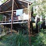 Bushmans hut