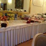 Buffet desayuno / Buffet breakfast