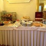 Buffet desayuno 2/ Buffet breakfast 2