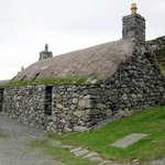 Blackhouse at Gearannan
