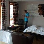 Living room Apt. 22