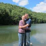 Lake at Greenwood Furnace State Park
