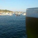 cerveza y vistas relax total