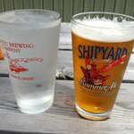 Shipyard Summer beer