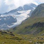 Photo of Morteratsch Glacier