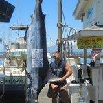 408lb Blue Marlin!