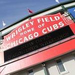 Wrigley Field!