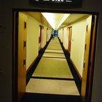 Hallway....DAMN long