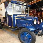 Corporal Jones' Butchers' Van