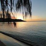 Horseshoe Bay sunset.