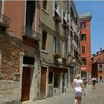 Venice is wonderful for walking-Charming plazas (piazzas) and courtyards abound.