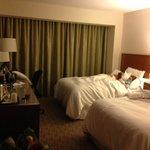2 queen beds 4th floor