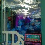 TD's side window
