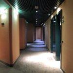 Corridoio 12° piano