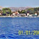 Srebreno Beach