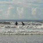 Surfing Kiawah