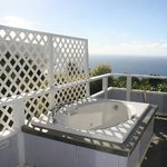 Private Hot tub on lanai (No jets)