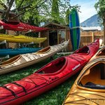 Kaslo Kayaking home base