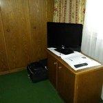 Minibar und Tv