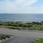 Thatcher Island off in distance.