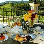 Leopoldina Restaurant Breakfast