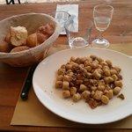 Gnocchi di polenta, buonissimi!!!