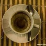 Un caffé..