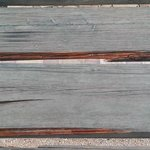 rotten wood on play equipment