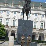 Prince Josef Poniatowski 1763-1813 Monument
