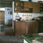 Zona cucina - Rustico